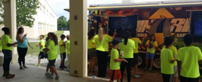 Beacon Cove Intermediate 5th Grade Fun Day 2014