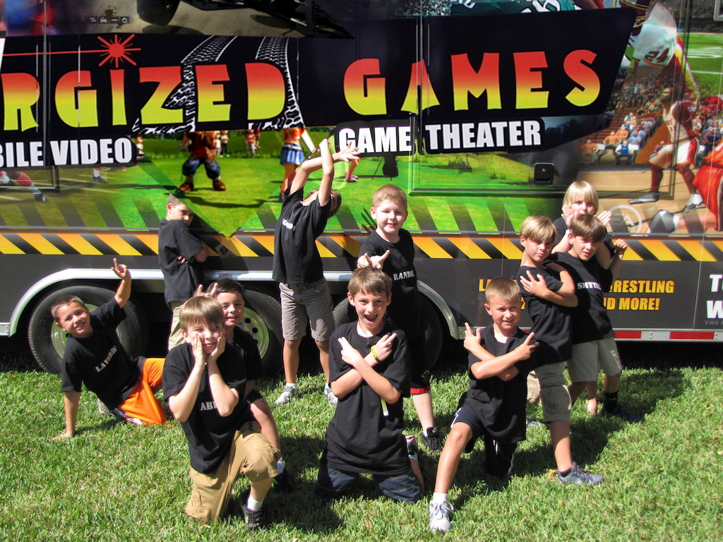 Energized Games Mobile Entertainment