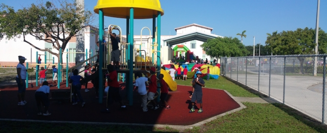Pleasant City Elementary Fun Day