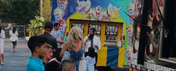 Chabad of Lake Worth Celebration 2015