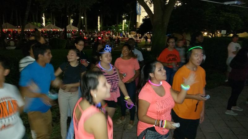 Light the Night West Palm Beach 2015