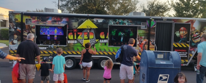 Palm Beach Gardens National Night Out 2015