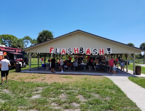Flash Bash Company Picnic